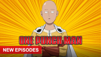 Is One Punch Man Season 2 2015 On Netflix Egypt